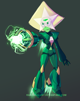 Armored Peridot by Raikoh-illust