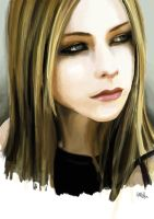 Avril by CountJorge