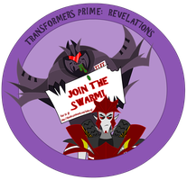 JOIN THE SWARM by Essoe