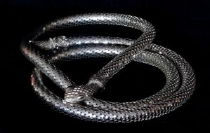 Jewelry snake by archaeopteryx-stocks