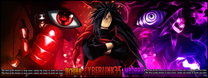 Uchiha Madara Signature V2 by direncefe