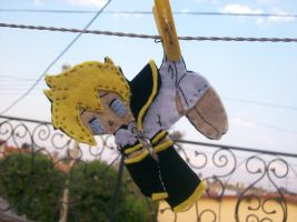 kagamine Len Felt Child 1 by Beca1591