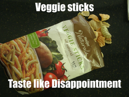 Veggie Sticks are full of fail by Seasonally
