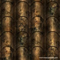 Game Texture Roof by roseenglish