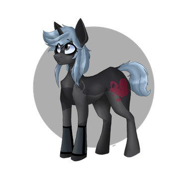 Mica [MLP] by HunterDream14