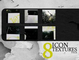 8 Icontextures: yellow by mercurycode