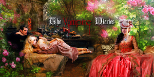 TVD. The spirit of love by LadySirenella