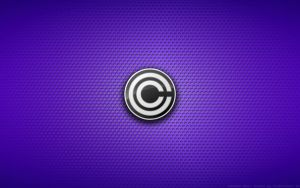 Wallpaper - Capsule Corp Trunks Jacket Theme Logo by Kalangozilla