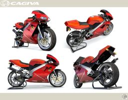 Cagiva Mito Evolution by pleyr