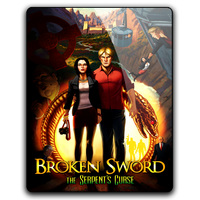 Broken Sword The Serpents Curse by dylonji
