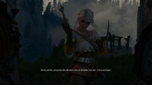 Ciri by MillianaMoonwalll