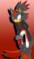 AT: Darkness the cat by ss2sonic