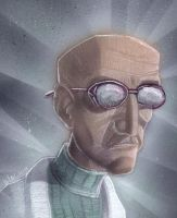 Hubert J. Farnsworth by bdec