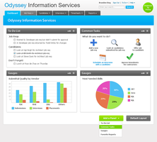 Odyssey Information Services by xDEAFtone