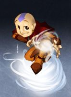 The Airbender by KetsuoTategami