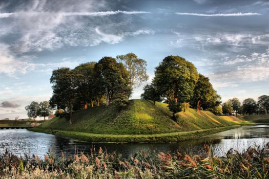 Kastellet. by holy-wood