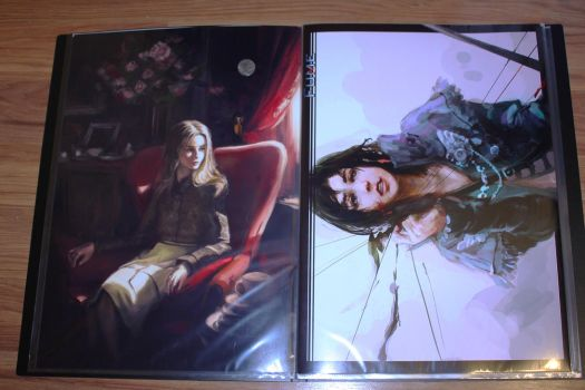 More prints by WesleyChen