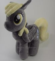Derpy Hooves Plushie by Brainbread