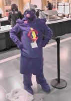 Super Grover AB 2012 by Dragonrider1227