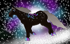 Roaming the Stars by TheMs0kitty