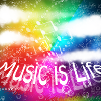 Music is Life by SapphireShine