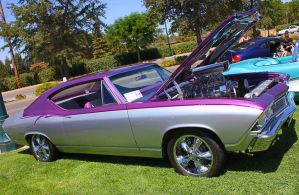 Tutone Chevelle by StallionDesigns