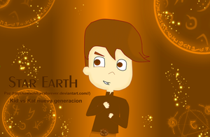 Star Earth by tuwachiturraforever