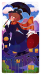 Mary Poppins by Reroulene