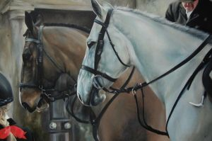 Bedale Hunt by jpeckarts
