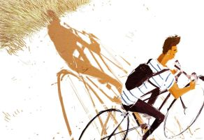The Route by PascalCampion