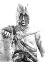 Altair by SilentBodomLake