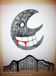 Soul Eater Moon by princerul
