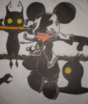 King Mickey by NachoBoyIQ