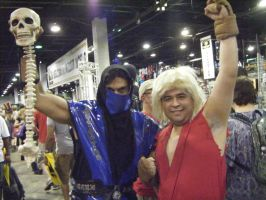 Wizard World '13(Sat) - Different Types of Victory by 2ndCityCrusader
