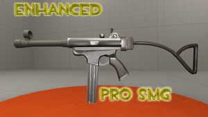 [DL] The enhanced pro smg by BeardedDoomGuy