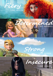 My Animation Personality by supereilonwypevensie