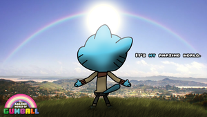 It's My Amazing World (TAWOG Fan Wallpaper) by TheAljavis