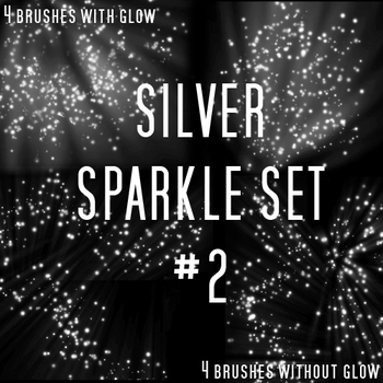 Sparkle Brushes by Silver-GFX