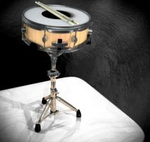 Snare drum by markaamorossi