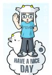 Feyo + Cimo - Have a Nice Day by FeyoRelatif