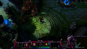 League of Legends Overlay Wild Card Shaco by VioZeroART
