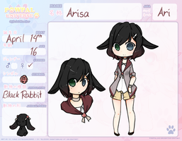 PPU: Arisa [Updated] by erisa-neko