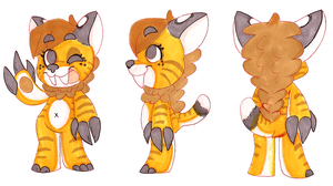 Sabers Ref by CritterKat