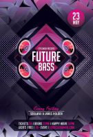 Future Bass Flyer by styleWish