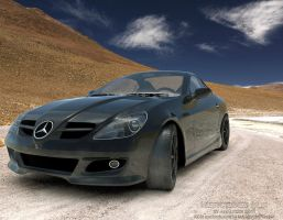 SLK-Class-Roadster-2008-R7 by AnalyzerCro