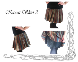 Kawai Skirt 2 by Aphilien