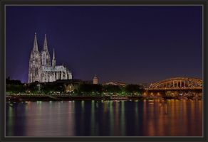 Cologne Cathedral III by caro77