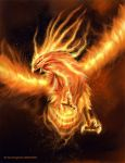 The Phoenix by KevinWorld