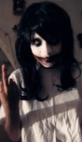 Jeff the killer cosplay- 2 by haozeke93