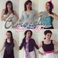 Cimorelli Cover Artwork - Yeah Right by xNiciCupcake